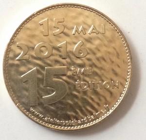 Médaille recto